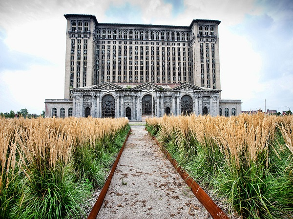 01 Michigan Central Station
