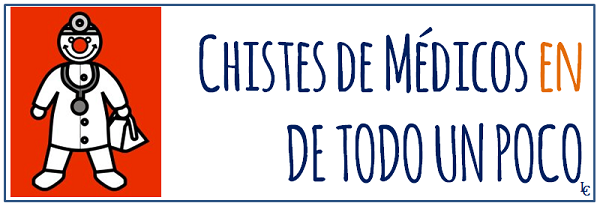 banner chistes medicos